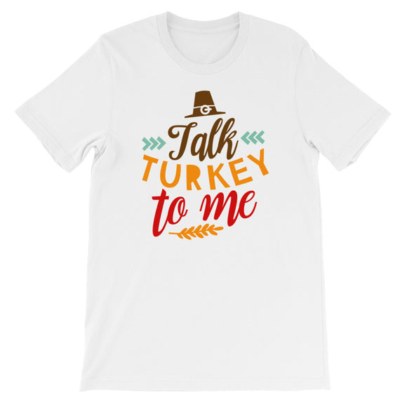 Talk Turkey Raglan