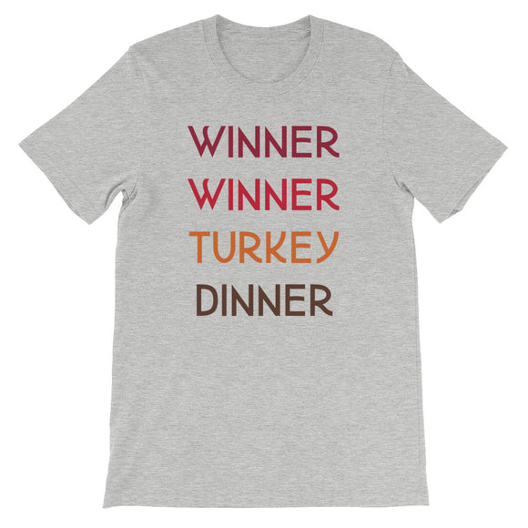 Winner Winner Turkey Dinner
