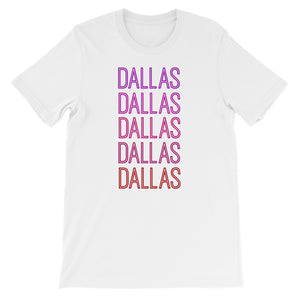 Dallas Pink Ombre - The Well Dressed Southern Mess