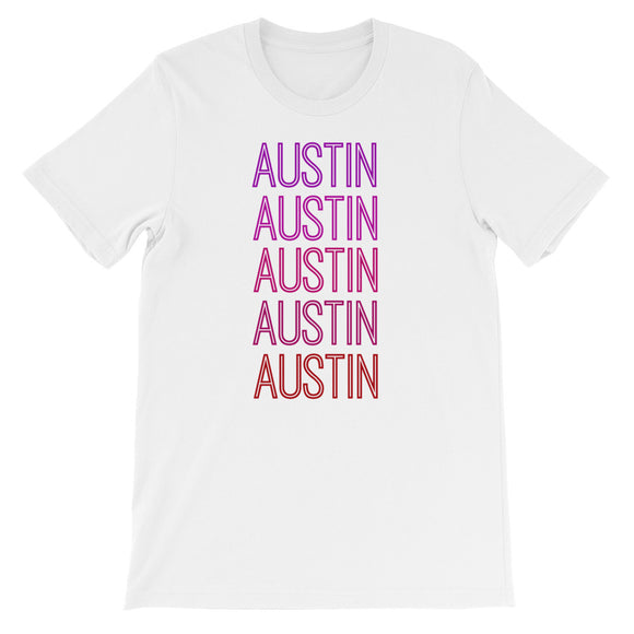 Austin Pink Ombre - The Well Dressed Southern Mess