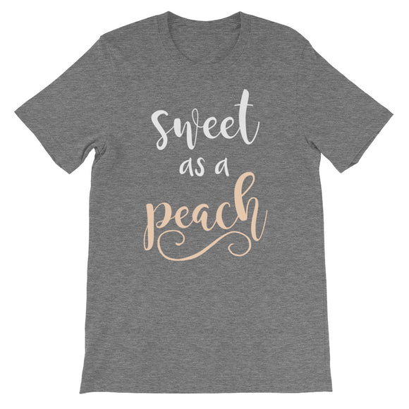 Sweet as a Peach - The Well Dressed Southern Mess