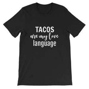 Taco Language - The Well Dressed Southern Mess