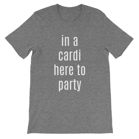 Cardi Party - The Well Dressed Southern Mess