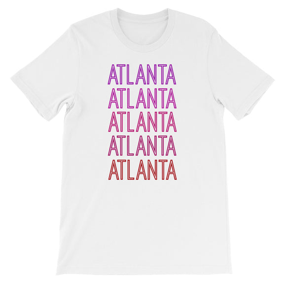 Atlanta Pink Ombre - The Well Dressed Southern Mess