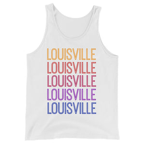 Louisville Ombre Tank - The Well Dressed Southern Mess
