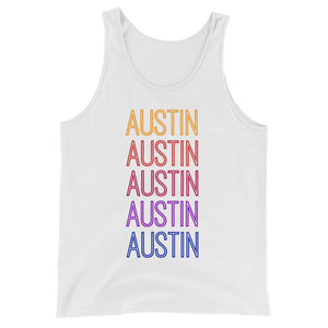 Austin Ombre Tank - The Well Dressed Southern Mess