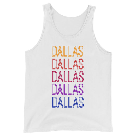 Dallas Ombre Tank - The Well Dressed Southern Mess