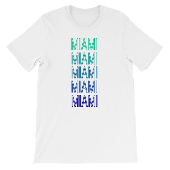 Miami Blue Ombre - The Well Dressed Southern Mess
