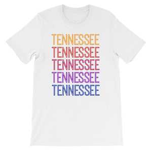 Tennessee Ombre - The Well Dressed Southern Mess