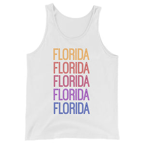 Florida Ombre Tank - The Well Dressed Southern Mess