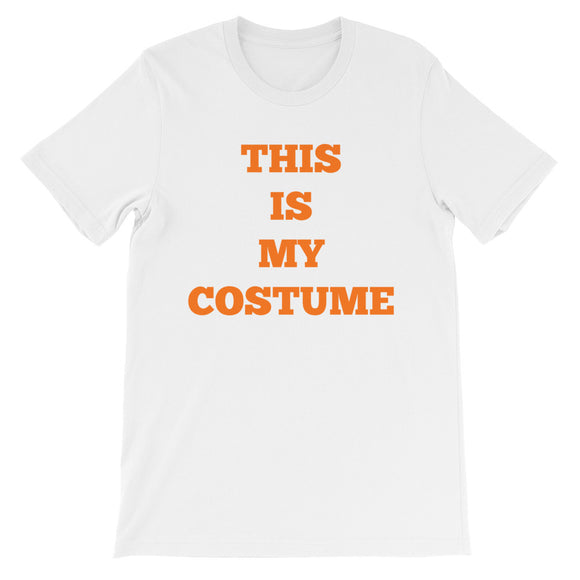 This is my Costume (orange) - The Well Dressed Southern Mess