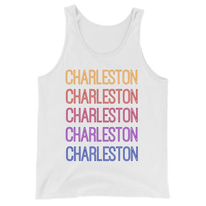 Charleston Ombre Tank - The Well Dressed Southern Mess