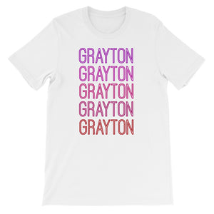 Grayton Pink Ombre - The Well Dressed Southern Mess
