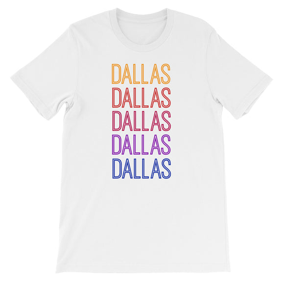 Dallas Ombre - The Well Dressed Southern Mess