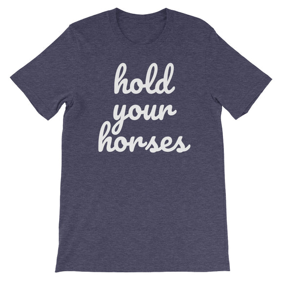 Hold your Horses - The Well Dressed Southern Mess