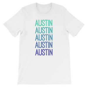 Austin Blue Ombre - The Well Dressed Southern Mess