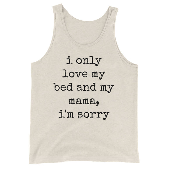 My Bed and My Mama Tank - The Well Dressed Southern Mess