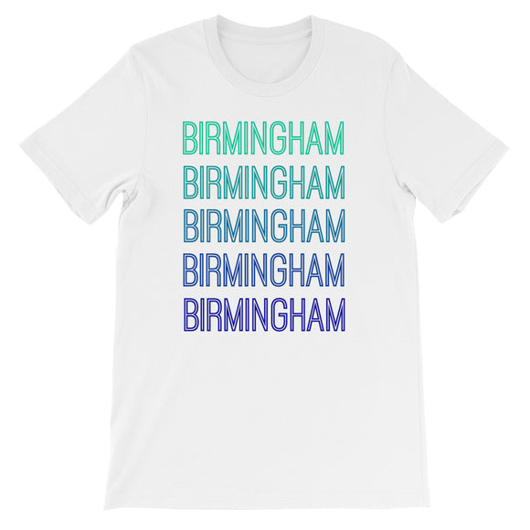 Birmingham Blue Ombre - The Well Dressed Southern Mess
