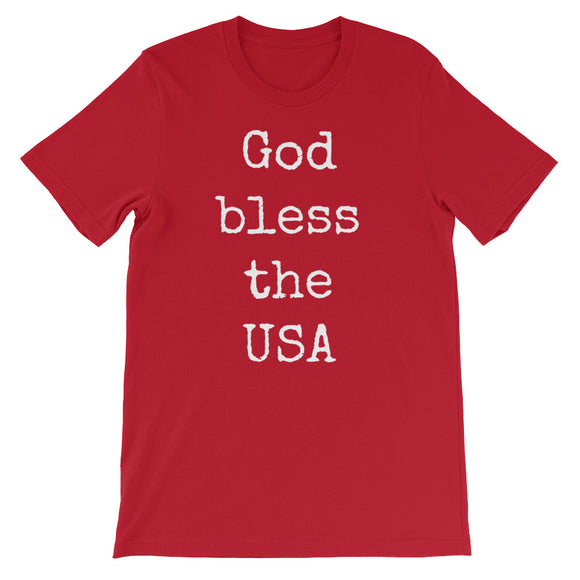 God Bless the USA - The Well Dressed Southern Mess