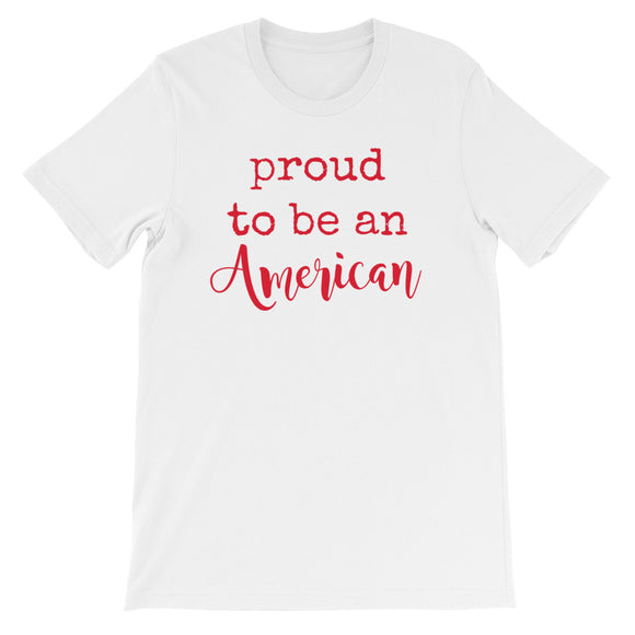 Proud American - The Well Dressed Southern Mess
