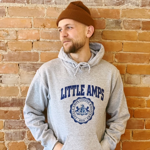 Little Amps University Hoodie