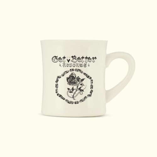 Get Better Records Diner Mug