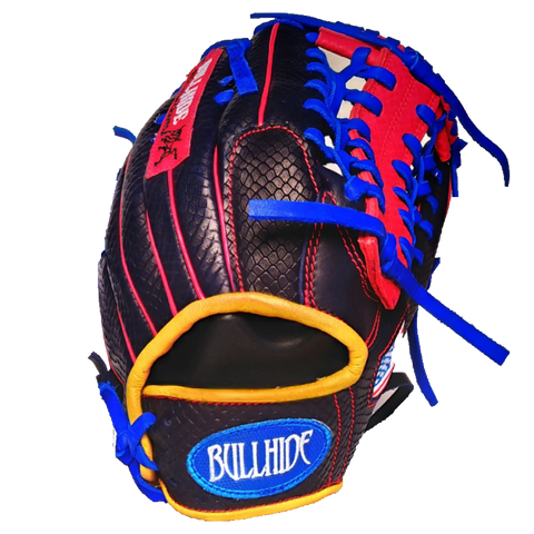 "13"" Bullhide Python Softball Glove BRRLY - Bullhideusa"