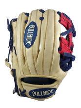 Bullhide Extreme Leather Infielder's Texas Edition Glove-TX3