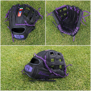 Bullhide Xtreme X1 Black-Purple