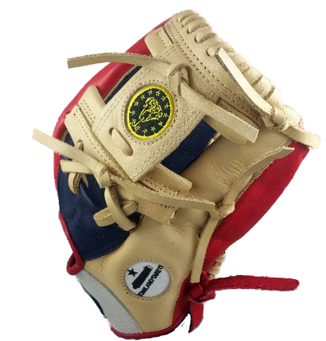 Bullhide Extreme Leather Infielder's Texas Edition Glove-TX1
