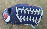 Bullhide Extreme Leather Outfielder's Glove