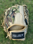 Bullhide Extreme Leather Desert Camo Glove