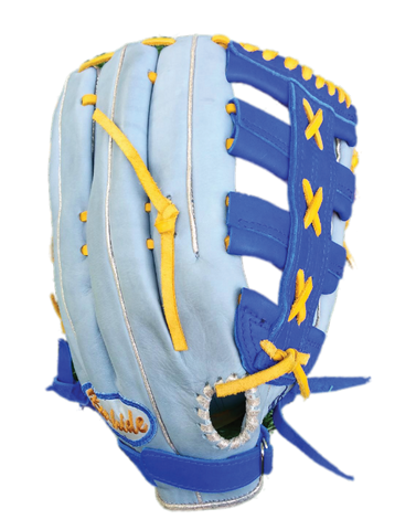 15 inch Slowpitch Softball Glove USA12 - Bullhideusa