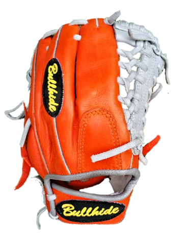 "Bullhide Xtrme ""Team Colors""  Infielders Glove 12 inches - Bullhideusa"