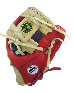 Bullhide Extreme Leather Infielder's Texas Edition Glove-TX4
