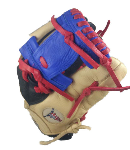 Bullhide Extreme Leather Infielder's -USA 24