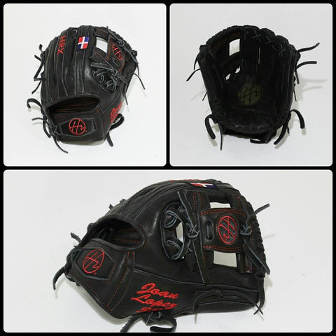 Bull Hide Xtreme Black-Red X1