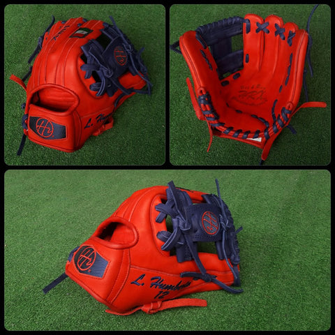 Bull Hide Xtreme  X1 Red/Black-005