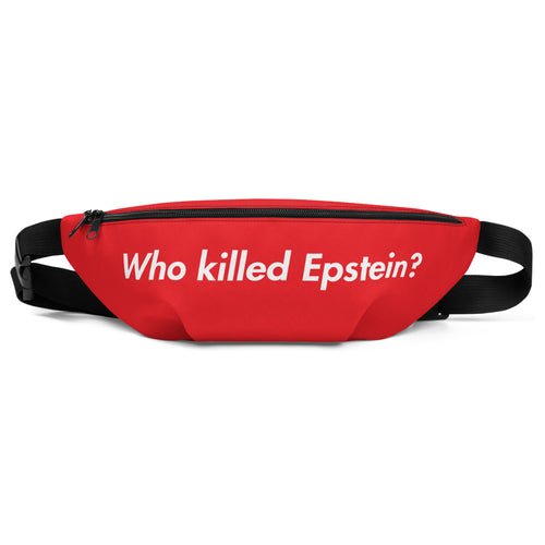 WKE? RED FANNY PACK