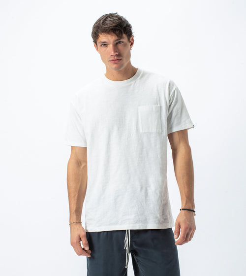 Slub Box Pocket Tee