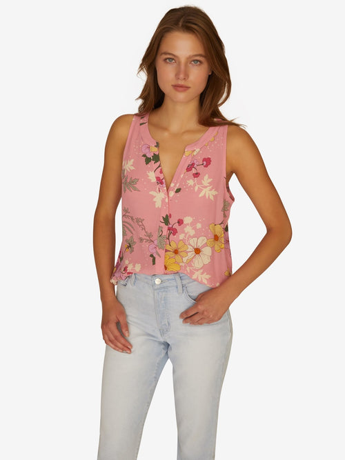 Garden Girl Blouse