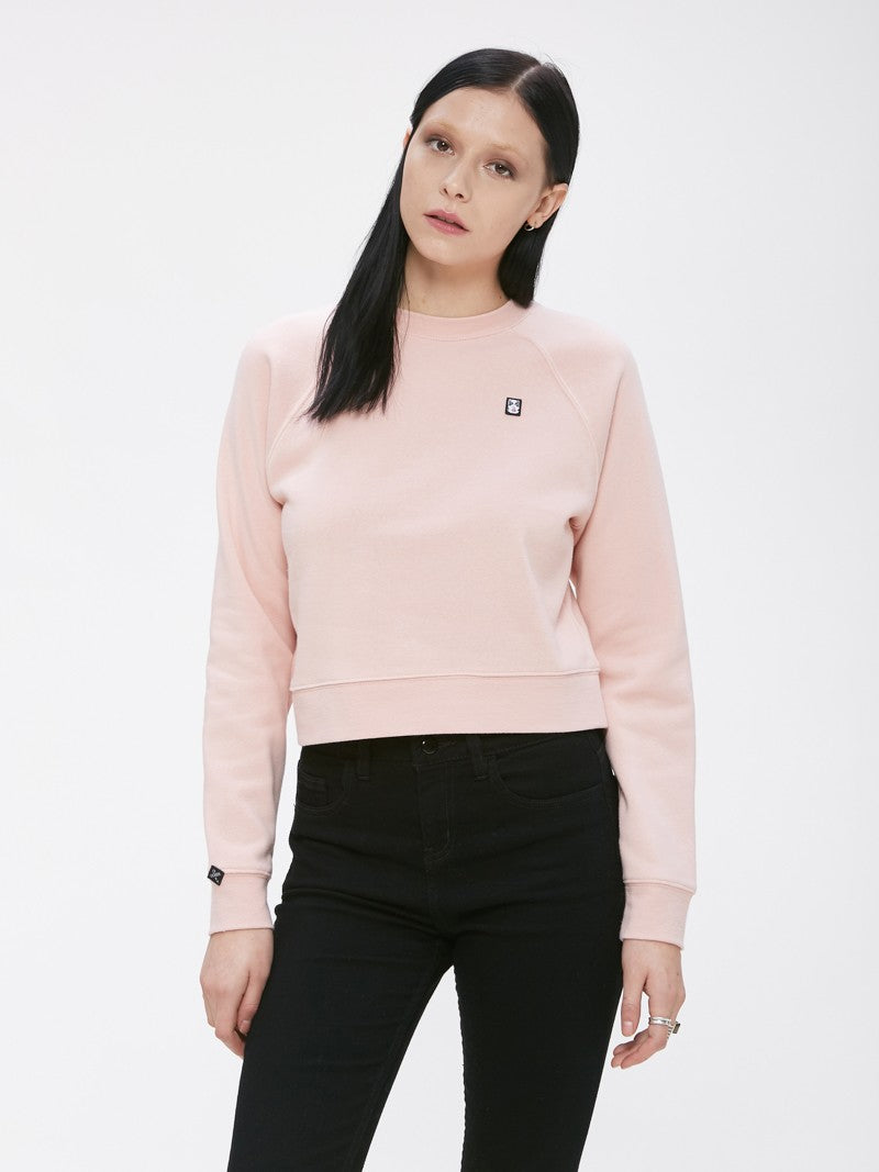 Obey Astor Place crew sweatshirt