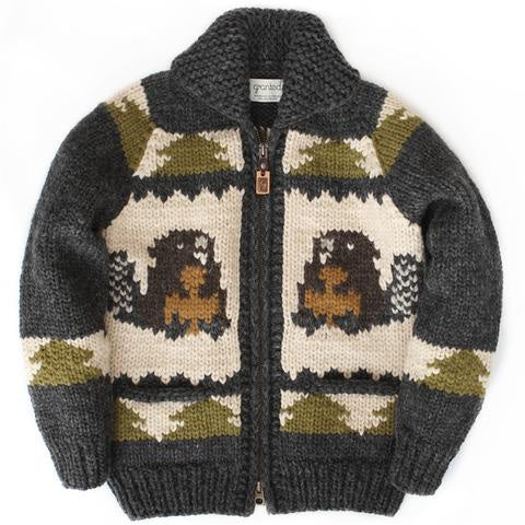 Granted Beaver Sweater