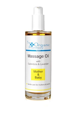 Organic Pharmacy Mother & Baby Massage Oil