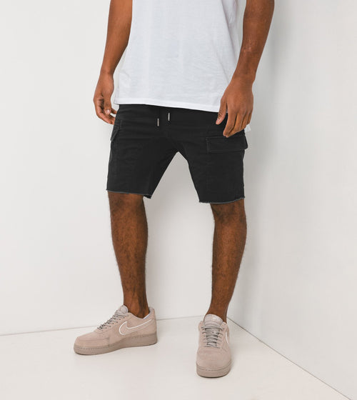 Sureshot Lite Cargo Short - Vintage Black
