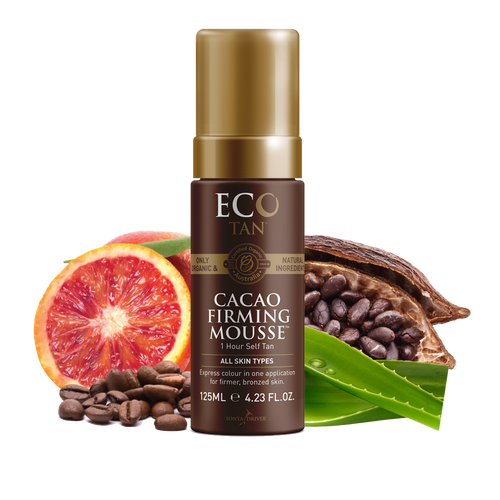 Eco By Sonya Eco Tan Cacao Firming Mousse