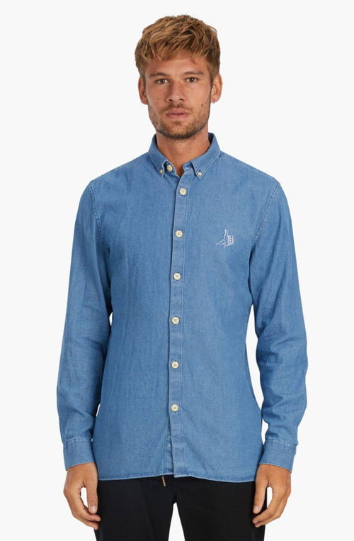 barney-cools-button-up-ls-shirt-indigo