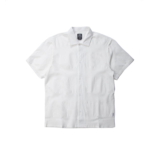 Baz Button Up White
