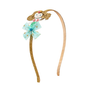 Mermaid Girl Hard Headband