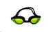 GOGGLES NATACIÓN IRON BLACK- GREEN
